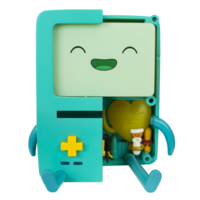 BMO (OG) Adventure Time XXRAY Plus by Jason Freeny
