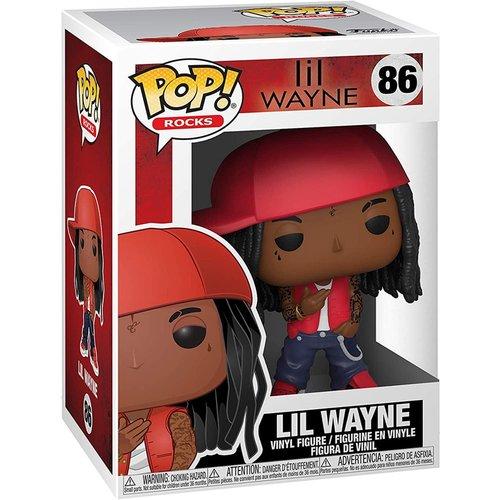 Funko Lil Wayne #86 (Lil Wayne) POP! Rocks