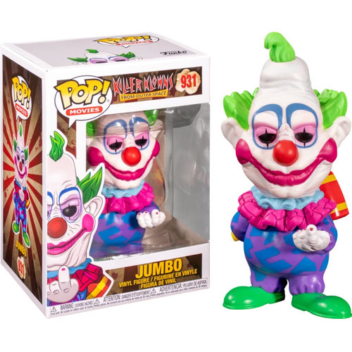 Funko Jumbo #931 (Killer Klowns from Outer Space) POP! Movies