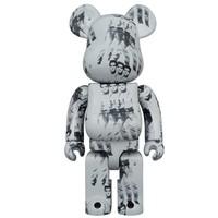 1000% Bearbrick - Andy Warhol (Elvis Presley)