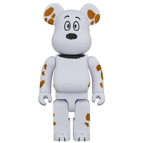 Medicom Toys [PO] 400% Bearbrick - Marbles (Peanuts)