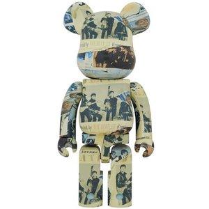 Medicom Toys [PO] 1000% Bearbrick - The Beatles (Anthology)