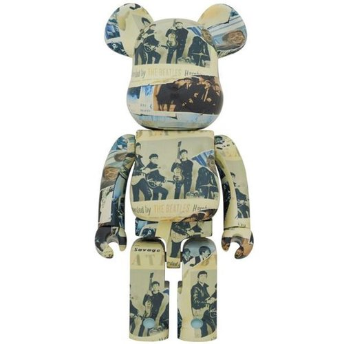 Medicom Toys [Pre-Order] 1000% Bearbrick - The Beatles (Anthology)
