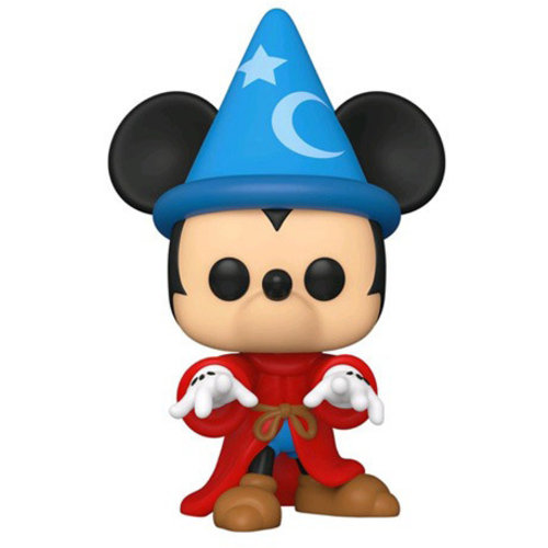 Funko Sorcerer Mickey #990 (Fantasia) POP! Disney