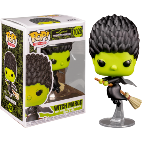 Funko Witch Marge (Simpsons - THOH) #1028 - POP! TV