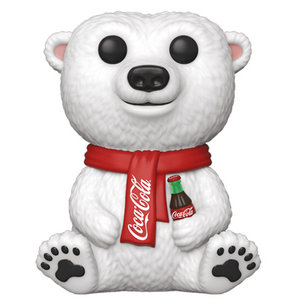 Funko Polar Bear #58 (Coca-Cola) POP! Ad Icons