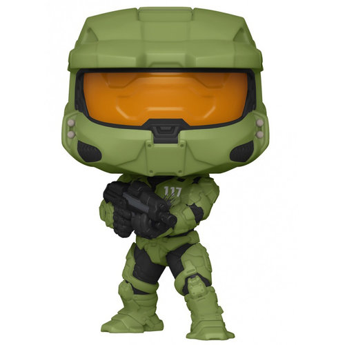 Funko Master Chief with MA40 #13 (Halo) POP! Games