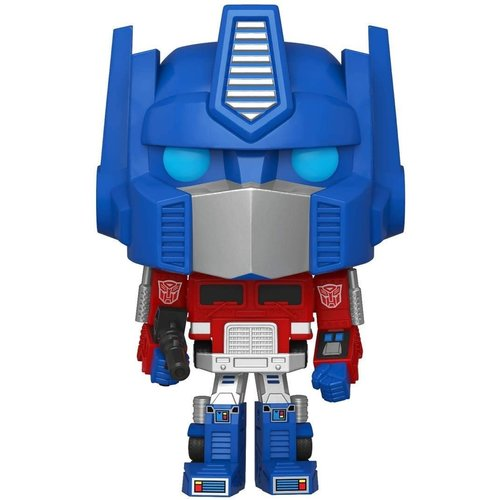 Funko Optimus Prime #22 (Transformers) POP! Retro Toys