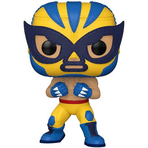 Funko El Animal Indestructible #711 (Lucha Libre) POP! Marvel