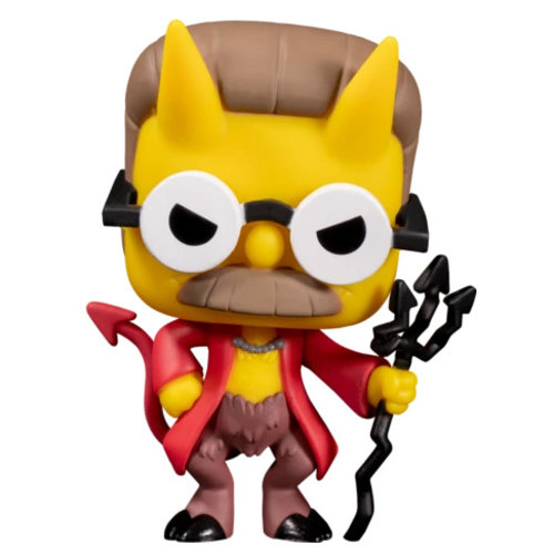 Funko Devil Flanders (Simpsons - THOH) #1029 - POP! TV