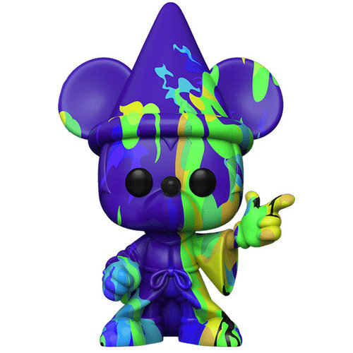 Funko Sorcerer Mickey #15 (Disney: Fantasia) POP! Art Series