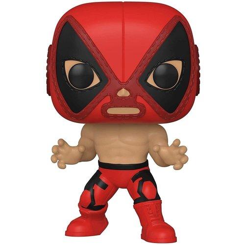 Funko El Chimichanga De La Muerte #712 (Lucha Libre) POP! Marvel