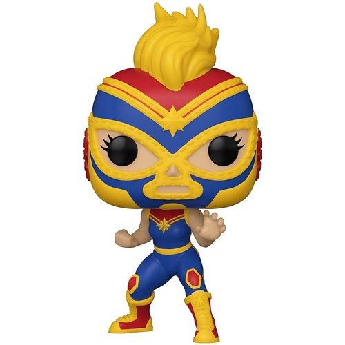 Funko La Estrella Cósmica #710 (Lucha Libre) POP! Marvel