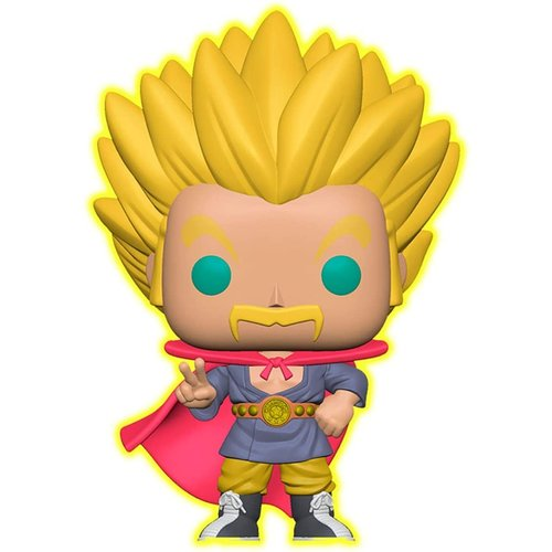 Funko Super Hercule (GID) #818 (Dragon Ball Super) POP! Animation