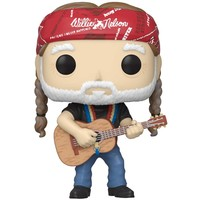 Willie Nelson #202 (Willie Nelson) POP! Rocks