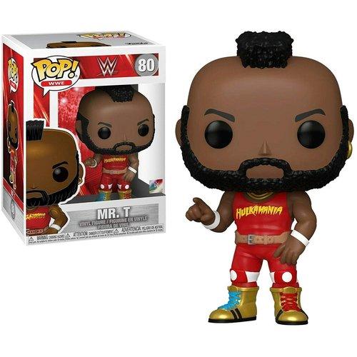 Funko Mr. T #80 (WWE) POP! WWE