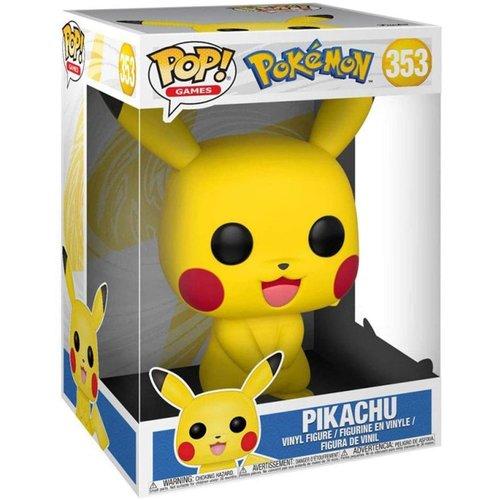 Funko 10'' Pikachu #353 (Pokemon) POP! Games