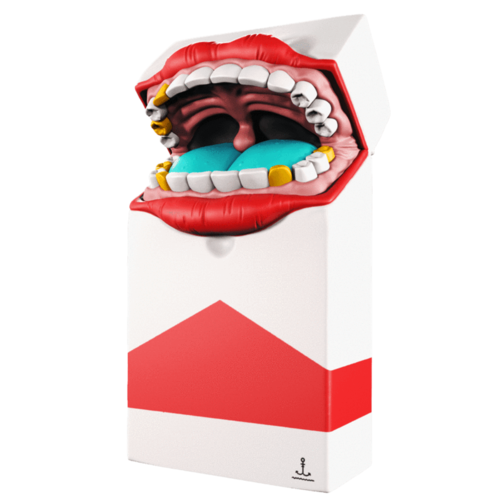 Mighty Jaxx [Pre-Order] Cig Pack by Lumps