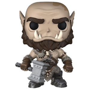 Funko Orgrim #288 (Warcraft) POP! Movies