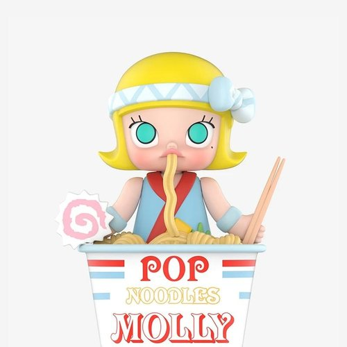 Pop Mart Molly - One Day of Molly Series by Kenny Wong