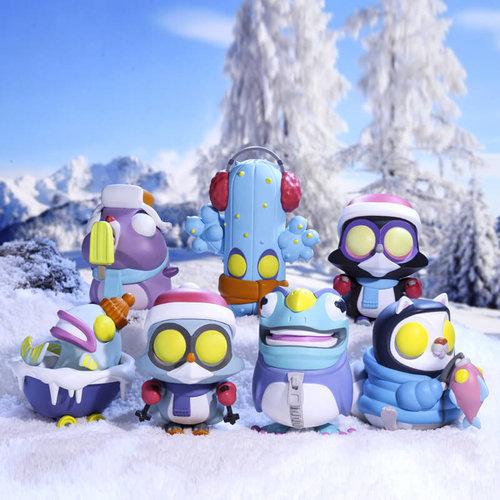 Pop Mart Little Voyagers (Sub-Zero) Mini Series by Coarse