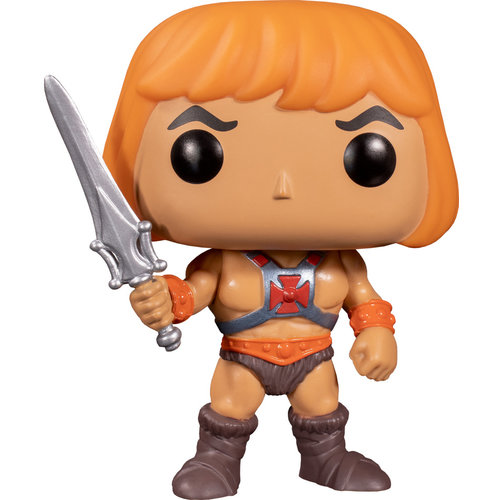 Funko He-Man #991 (Masters of the Universe) POP! TV