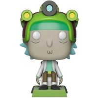 Blips & Chitz Rick #416 (Rick And Morty) POP! Animation