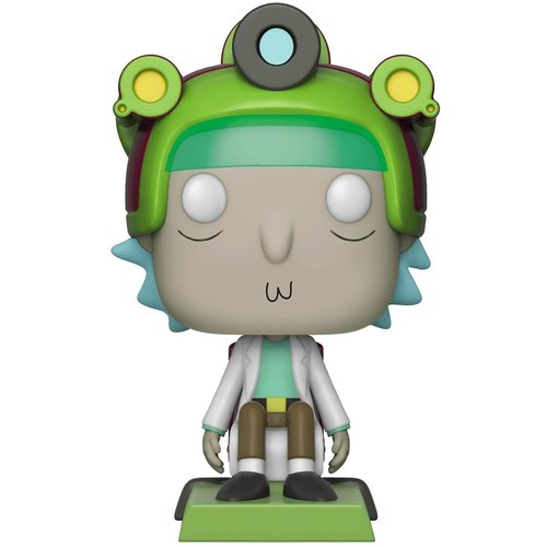 Funko Blips & Chitz Rick #416 (Rick And Morty) POP! Animation