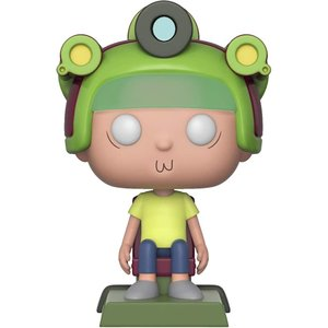 Funko Blips & Chitz Morty #417 (Rick And Morty) POP! Animation