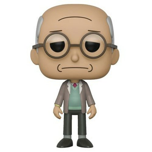 Funko Blips & Chitz Roy #418 (Rick And Morty) POP! Animation