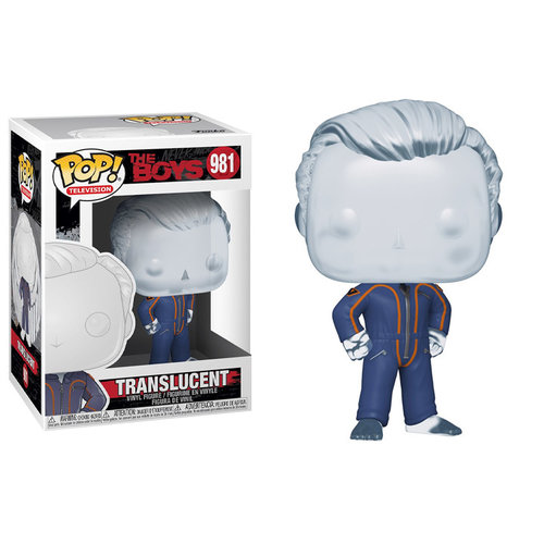 Funko Translucent #981 (The Boys) POP! TV