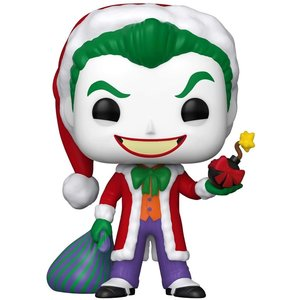 Funko The Joker as Santa #358 (DC Super Heroes) POP! Heroes