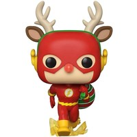 The Flash Holiday Dash #356 (DC Super Heroes) POP! Heroes