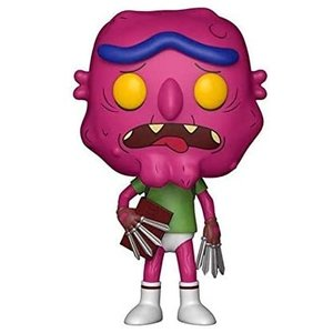 Funko Scary Terry #344 (Rick And Morty) POP! Animation