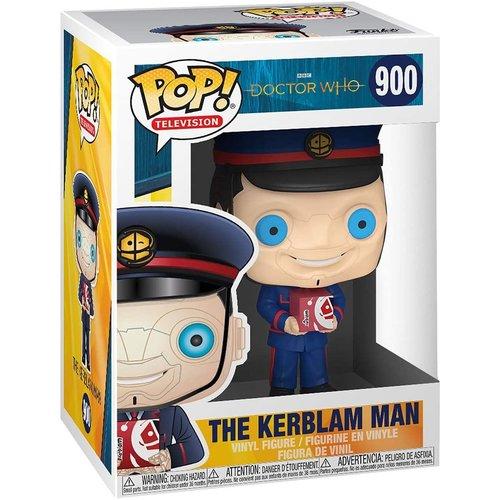Funko The Kerblam Man #900 (Doctor Who) POP! TV
