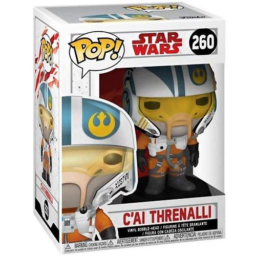 Funko C'ai Threnalli #260 (Star Wars) POP! Star Wars