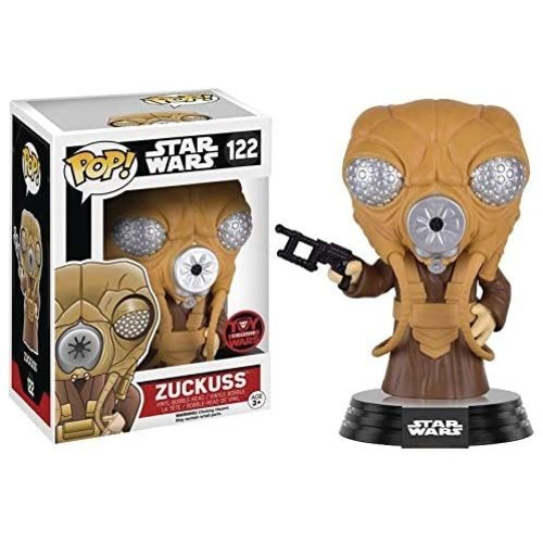 Funko Zuckuss #122 (Star Wars) POP! Star Wars