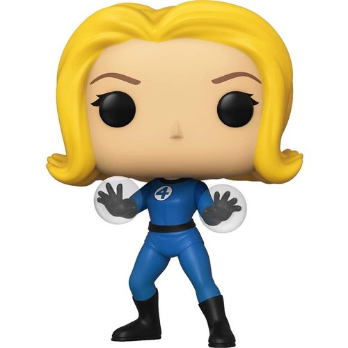 Funko Invisible Girl #558 (Fantastic Four) POP! Marvel