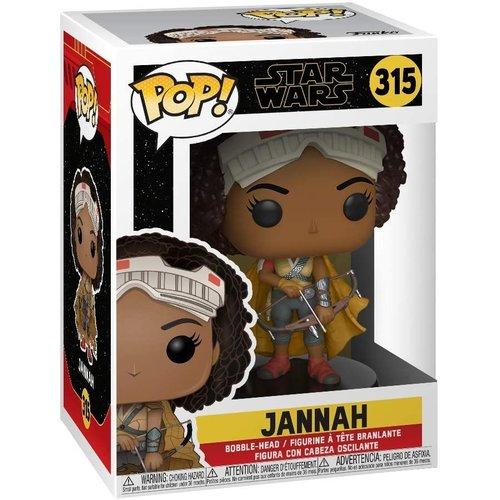 Funko Jannah #315 (The Rise of Skywalker) POP! Star Wars