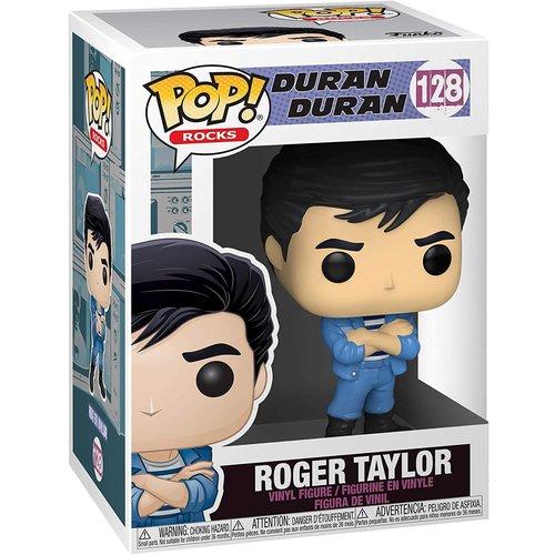 Funko Roger Taylor #128 (Duran Duran) POP! Rocks