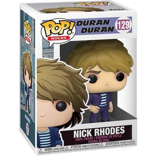 Funko Nick Rhodes #129 (Duran Duran) POP! Rocks
