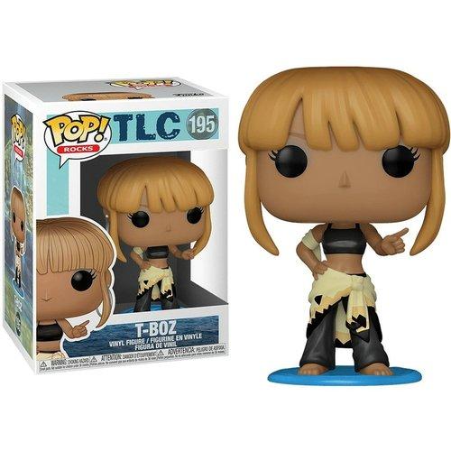 Funko TLC - T-Boz #195 POP! Rocks