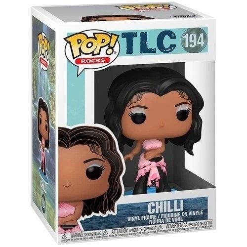 Funko TLC - Chilli #194 POP! Rocks