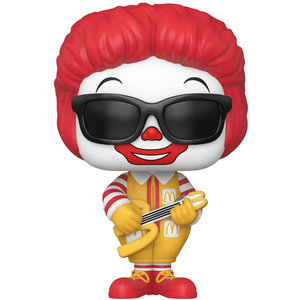Funko Rock Out Ronald #109 (McDonald's) POP! Ad Icons