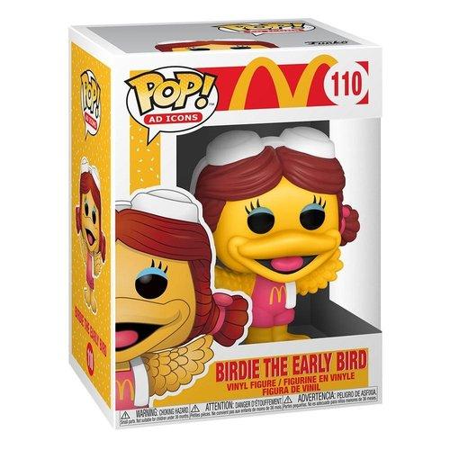 Funko Birdie The Early Bird #110 (McDonald's) POP! Ad Icons