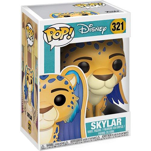 Funko Skylar #321 (Elena of Avalor) POP! Disney