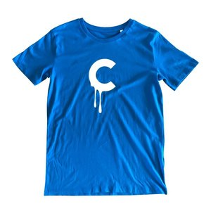Creamlab C-drip (Blue) T-shirt by Kloes