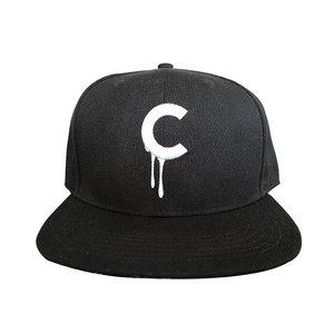 Creamlab C-drip Snapback (Black & White) by Kloes