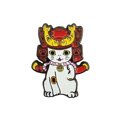 Creamlab Ohonneko Pin (Soft Enamel) by K2TOY