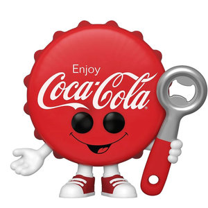 Funko Coke Bottle Cap #79 (Coca-Cola) POP! Ad Icons